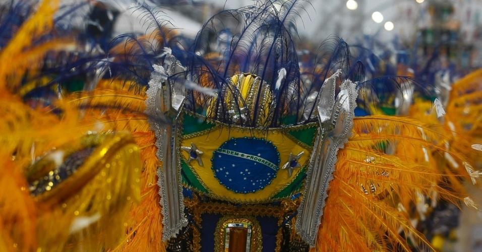 9.fev.2013 - A Águia de Ouro ressaltou tanto a importância cultural quanto a boemia de João Nogueira