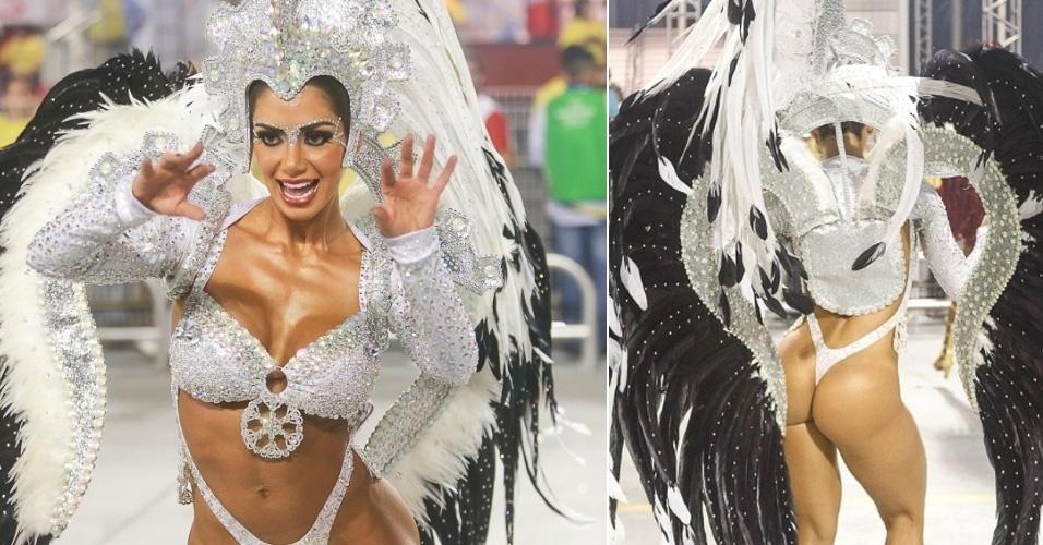 Graciela Carvalho (X-9 Paulistana)