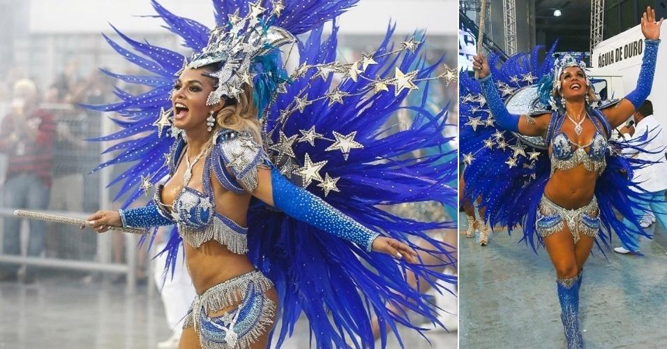 Milena Nogueira (Águia de Ouro)