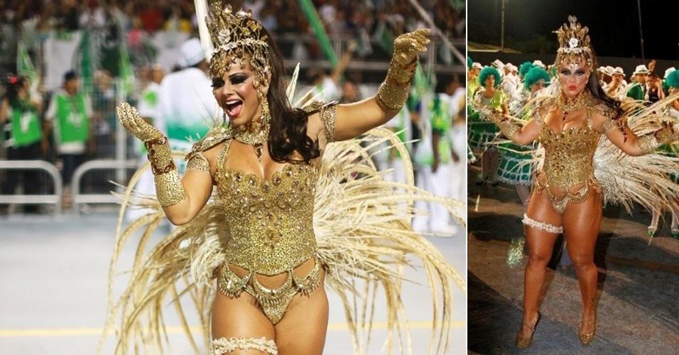 Viviane Araújo (Mancha Verde)