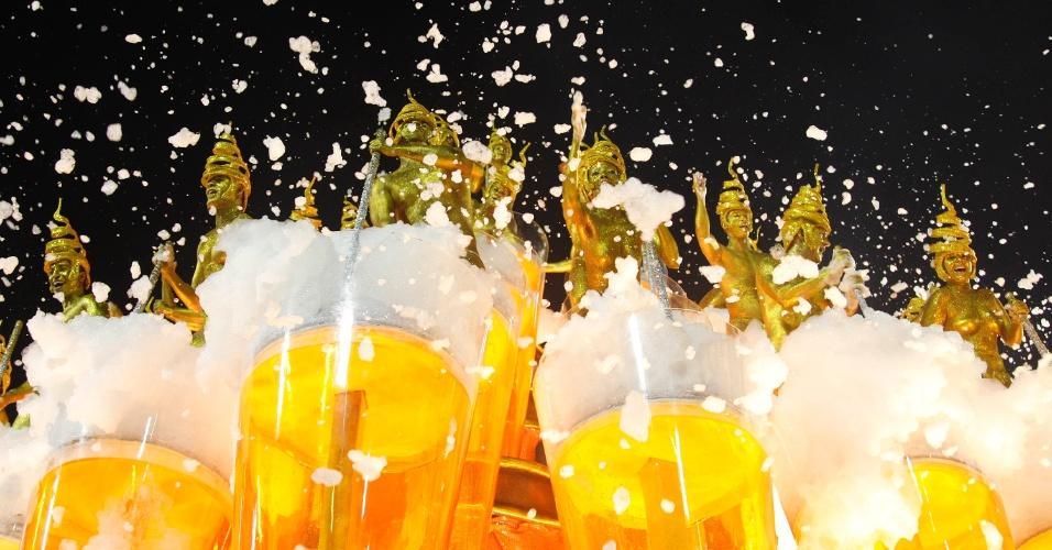 10.fev.2013 - Um alemão foi justamente um dos precursores do ramo cervejeiro no Brasil. A bebida passou a ser produzida em Petrópolis, no Rio de Janeiro