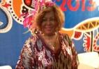"""""""Minha irmã contou que o Carnaval está morno"""", diz Alcione em Recife - James Cimino/UOL"""