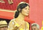 Helena Ranaldi dança ao lado de ator estrangeiro em camarote - Cleomir Tavares/Divulgação