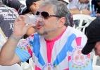 No último quesito, Rosas de Ouro fica em segundo lugar no Carnaval de SP - Fernando Donasci/UOL