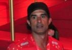Marcos Pasquim curte camarote no Rio de Janeiro - Marcelo Dutra/AgNews