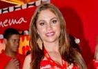 Maria Melilo posa para foto em camarote - Mariana Vianna/Divulgação