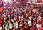 Mocidade Alegre reúne 10 mil pessoas em sua quadra - Leandro Moraes/UOL
