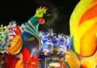 Desfiles das campeãs do Carnaval em SP e RJ serão realizados nesta sexta e sábado - Marcelo de Jesus/UOL