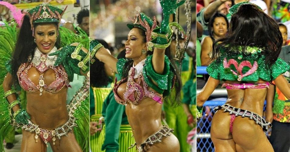 Gracyanne Barbosa (Mangueira)