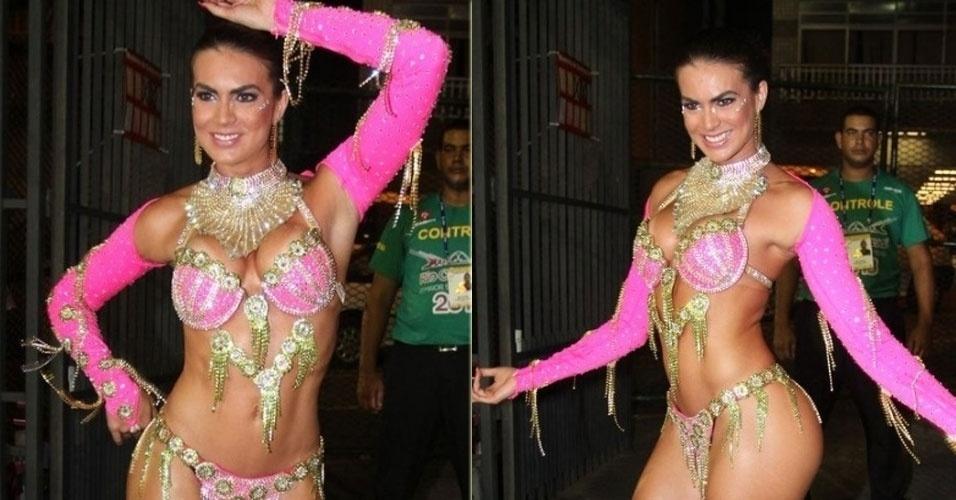 Renata Molinaro (Mangueira)