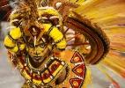 Animada, festa do desfile das campeãs em SP termina de manhã - Milene Cardoso/Agnews