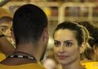 Cleo encontra ex e Vanessa Giácomo circula com novo namorado em camarote - Foto Rio News
