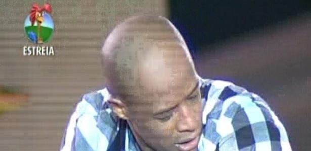 Lui Mendes é um dos seis participantes perdedores da primeira prova de
