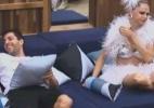 Penélope Nova e Gracyanne Barbosa exibem barrigas saradas - Reprodução/Instagram