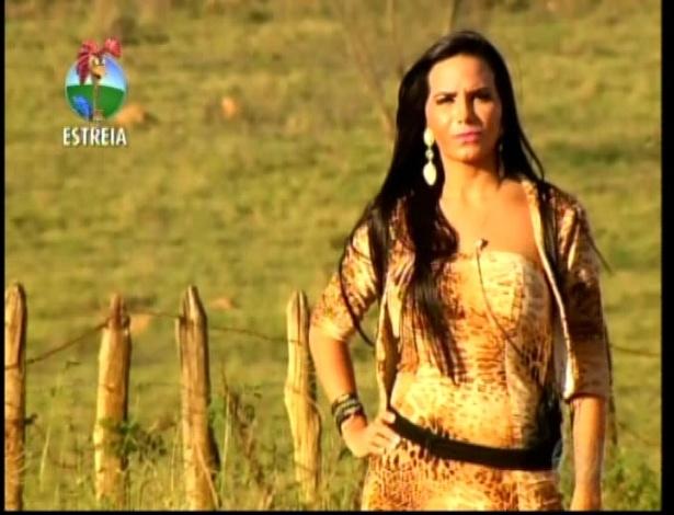 """Shayene Cesário, dançarina e musa da escola de samba Portela, é anunciada como uma das 16 participantes de """"A Fazenda"""" (30/5/12)"""