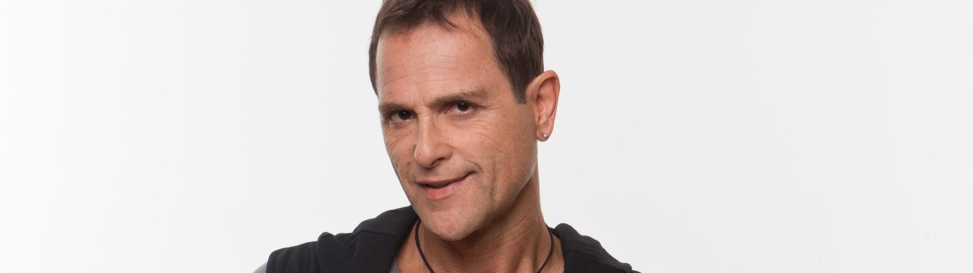 Sylvinho Blau Blau, cantor de 47 anos, fez sucesso na década de 80 com o hit