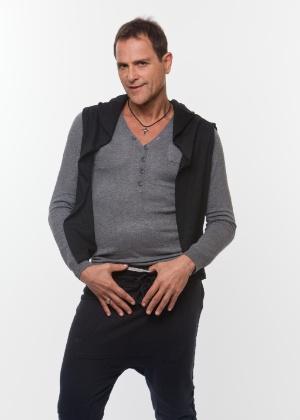 """Sylvinho Blau Blau, cantor de 47 anos, fez sucesso na década de 80 com o hit """"Meu Ursinho Blau Blau"""""""