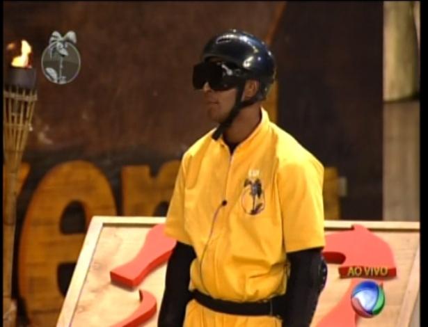 Lui Mendes, o vencedor, se machucou durante a prova; prova está sendo analisada (31/5/12)