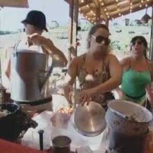 Gretchen e Sylvinho defendem Nicole, mas Viviane Araújo não responde (3/6/12)
