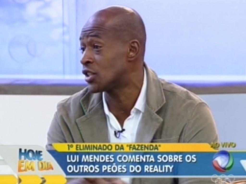Lui Mendes participa do programa