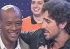 """Eliminado de """"A Fazenda 5"""", Lui Mendes revê momentos em programa da Record - Record/ Reprodução"""