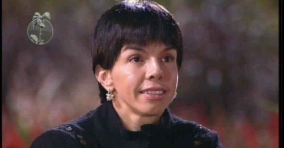Penélope Nova também votou em Diego Pombo, que já está na roça com 7 votos (12/6/12)