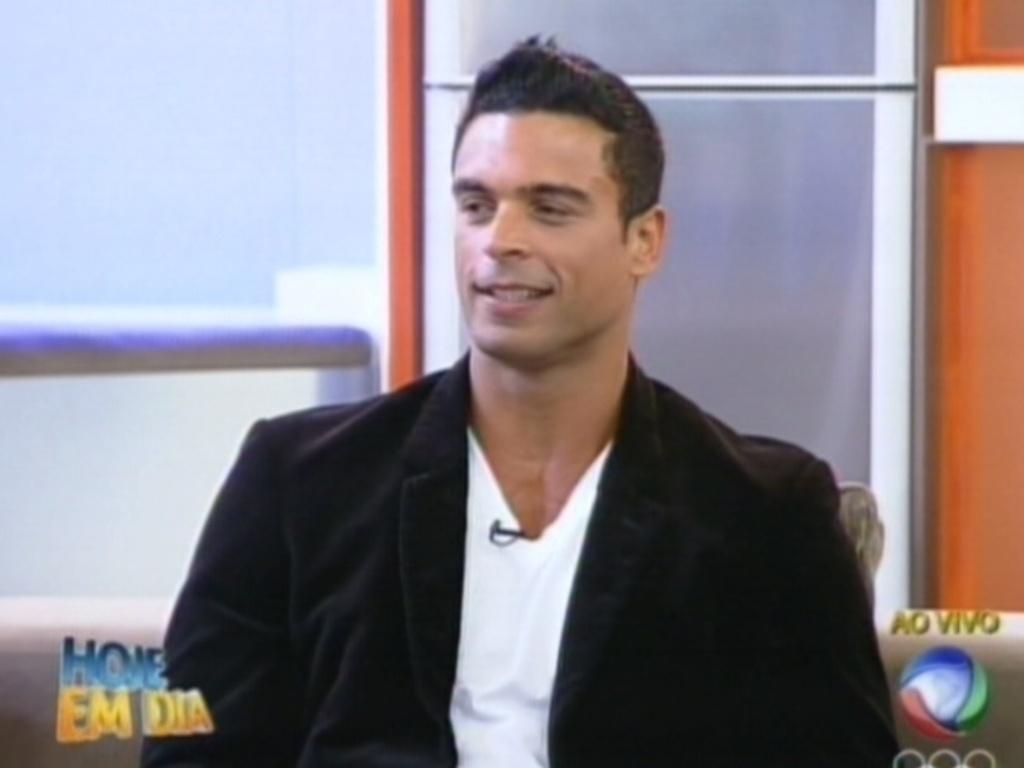 Gustavo Salyer vai ao programa