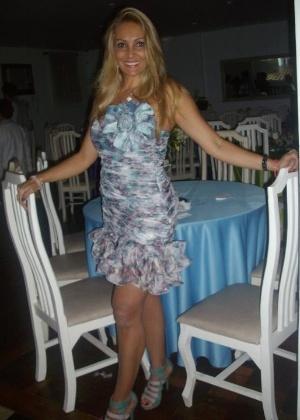 Angelina, irmã de Ângela Bismarchi, morta com tiro no peito