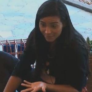 """Shayene Cesário fala de Nicole Bahls: """"quero distância"""" (17/6/12)"""