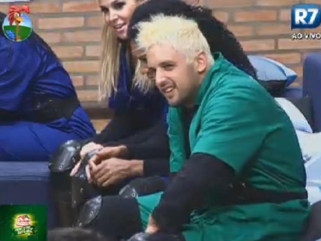 Rodrigo Capella aguarda início da etapa classificatória para a prova da chave (23/6/12)