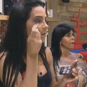 Shayene Cesário e Gretchen falam sobre realcionamentos (26/6/12)