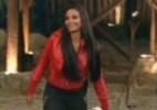 Eliminada, Shayene Cesário pede que só amigos gravem depoimentos - Reprodução/Record