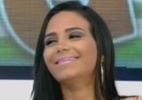 """Shayene Cesário revela que já ganhou """"muito mais de R$ 10 mil"""" de namorados - Reprodução/Record"""