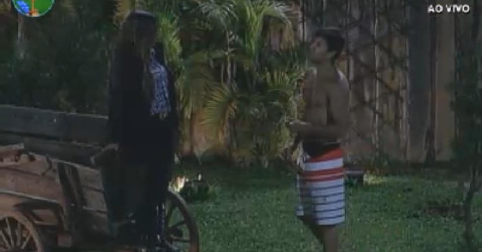 Nicole Bahls conversa com Diego Pombo (2/7/12)