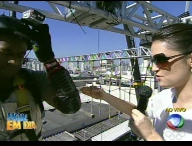 Chris Flores entrevista Lui Mendes (4/7/12)