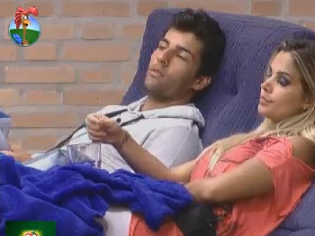 Diego Pombo fala sobre poder da chave com Robertha Portella (3/7/12)