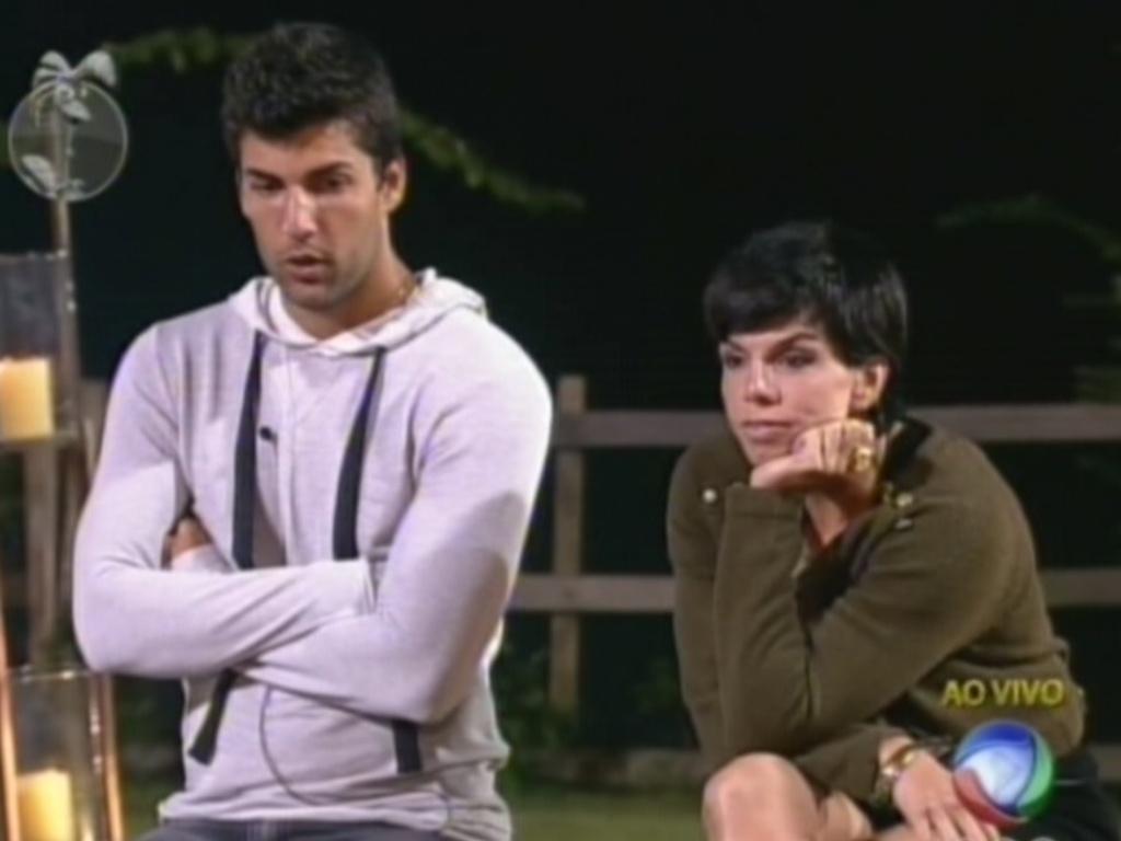Diego Pombo salva Penélope no resta um e Rodrigo Capella vai para a roça (3/7/12)