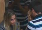 Robertha Portella se desespera com eliminação de Rodrigo Capella - Reprodução/ Record