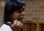 Gretchen passa sermão em Simone Sampaio: eles estão se unindo - Reprodução/ Record