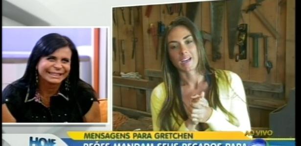 Gretchen ouve depoimento de Nicole Bahls (9/7/12)