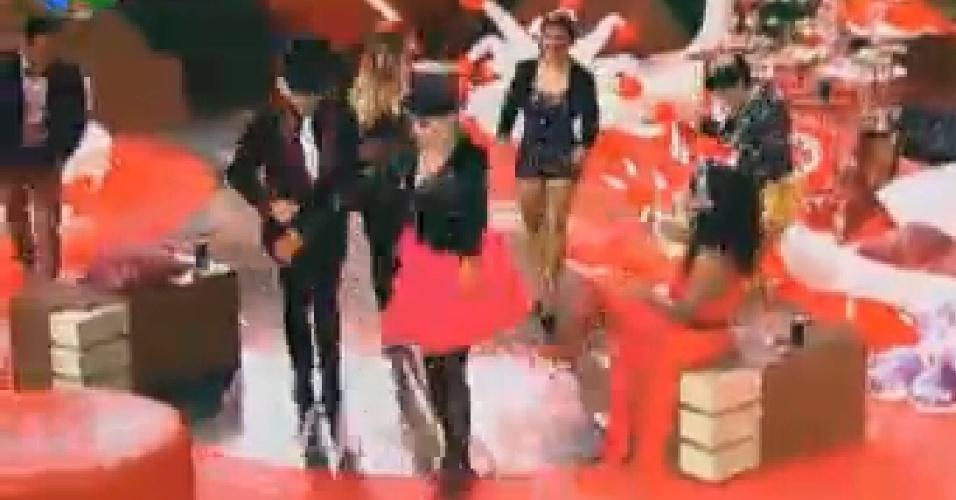 Peões mostram desenvoltura na pista de dança (13/7/12)