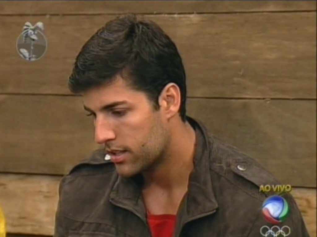 O fazendeiro da semana Diego Pombo indica Simone Sampaio para a roça (18/7/12)