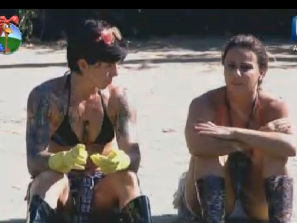 Penélope conversa com Viviane Araújo (23/7/12)