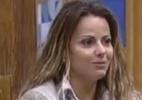 Viviane diz que Gretchen a aconselhou a não fazer massagem em Sylvinho - Reprodução/Record