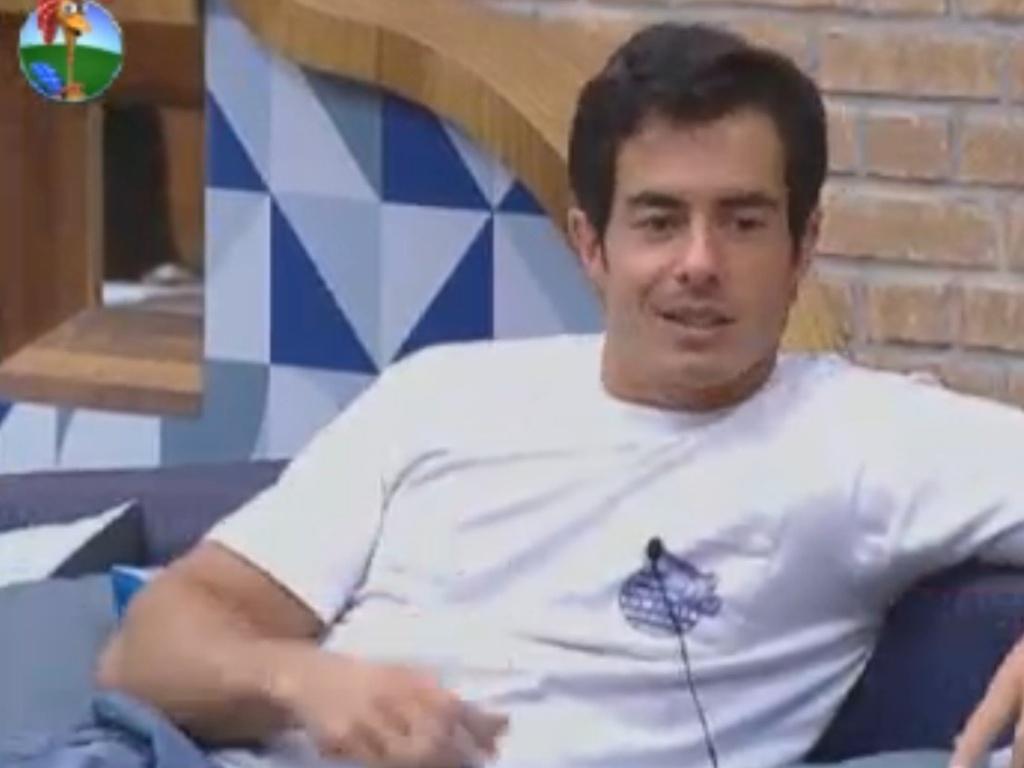 Felipe Folgosi conversa sobre cinema na sede (31/7/12)