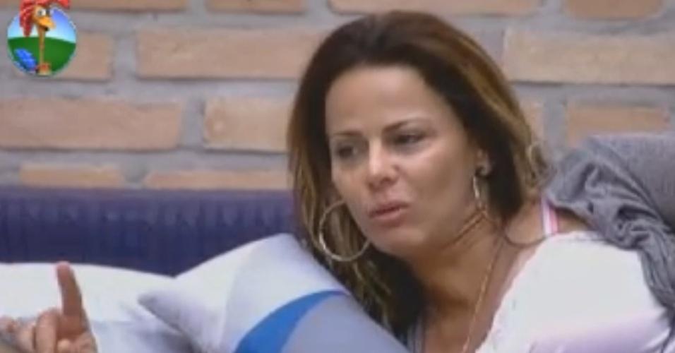 Viviane Araújo conversa sobre cinema com Felipe Folgosi (31/7/12)