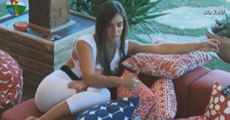 Nicole Bahls conversa com Felipe Folgosi (2/8/12)