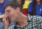 Diego Pombo diz em programa que torce para Simone Sampaio ser eliminada - Reprodução/ Record