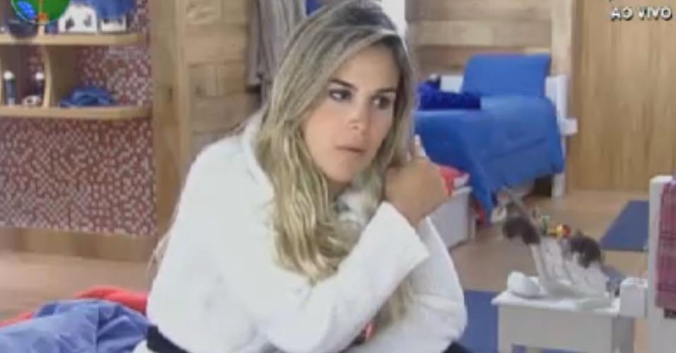 Robertha Portella faz elogios a Felipe Folgosi (9/8/12)