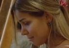 """Robertha elogia Nicole e diz que atitude da modelo em atividade foi """"mais do que fofa"""" - Reprodução/Record"""